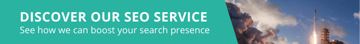 Discover our SEO Service
